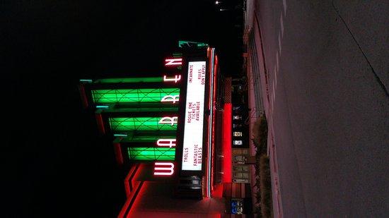 Broken Arrow Warren Theatre