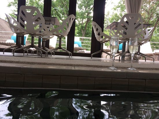Valley Lodge & Spa: The spa