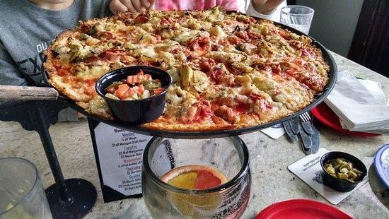 Benton Harbor Silver Beach Pizza