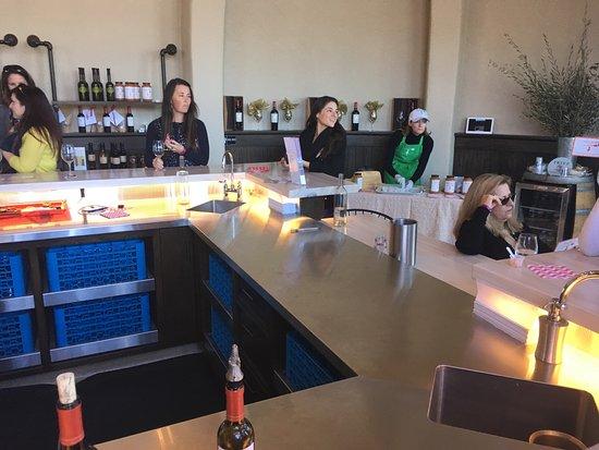 Cloverdale, CA: Fritz Underground Winery