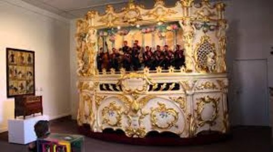 Deutsches Musikautomaten Museum