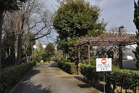 Gekkei-ji Temple