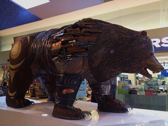 Tsawwassen, Καναδάς: Mall decor