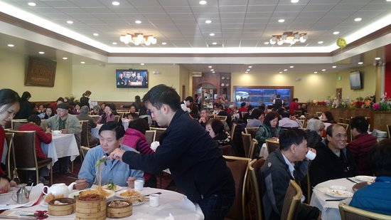 San Leandro, Californie : Dining area