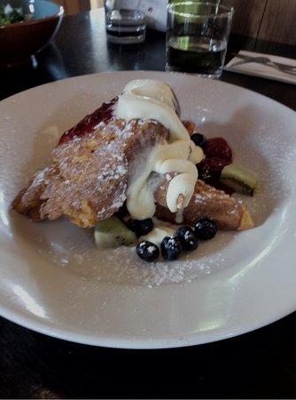 Matakana, Nueva Zelanda: French toast