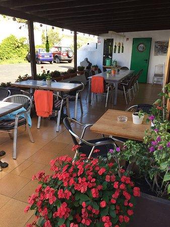 Haría, España: La Puerta Verde