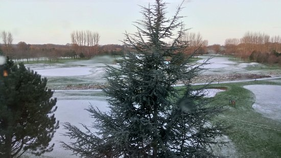 Templepatrick, UK: View from room 275