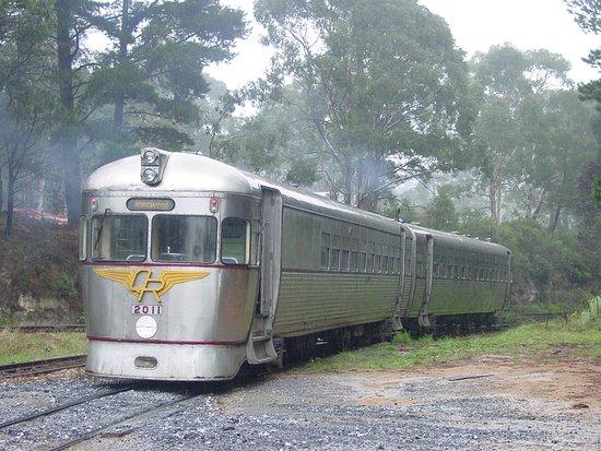 Lithgow, Australia: ビンテージカー