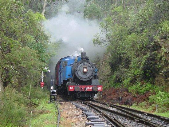 Lithgow, Australia: SL列車
