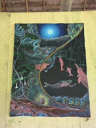 Amazonia Garden of Light : Artwork