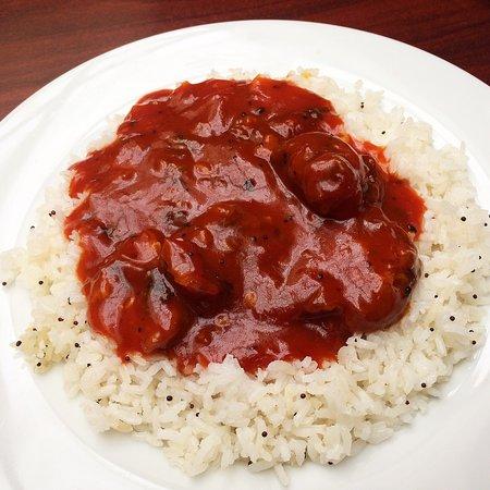 Inexpensive good basic vegetarian food