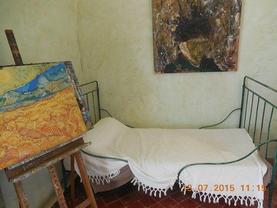 Peinture Avec La Chambre De Van Gogh  Picture Of St Paul De