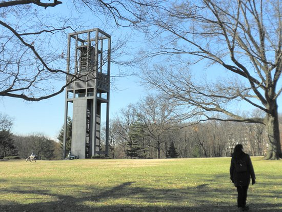 Netherlands Carillon: 鐘というより、ただの塔