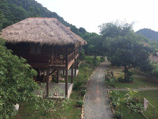 chambre l tage dans ce bungalow individuel picture of khmer rh tripadvisor com