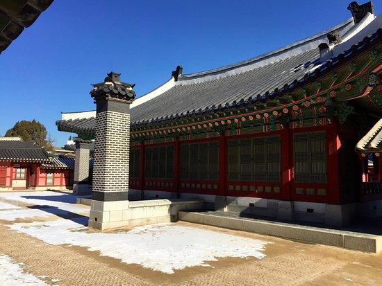 Suwon, Sør-Korea: floor heating exhaust chimney