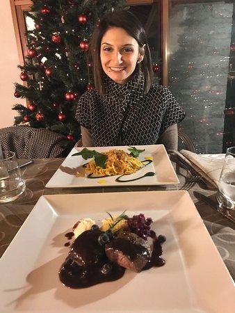 Arvier, Italy: Ottima accoglienza e ottimo cibo