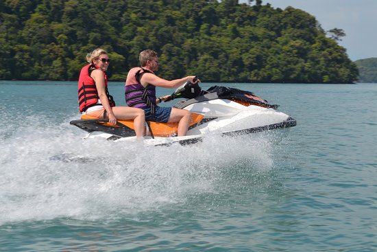 ‪SAFF Watersport Langkawi - Jet Ski Tours‬