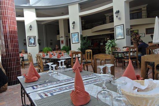 Restaurant Bab Sbaa : Le décor