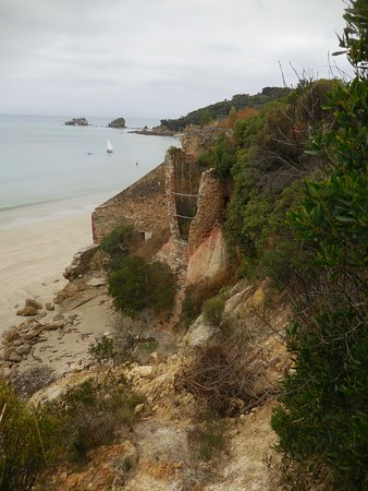 Walkerville, Austrália: Lime Kiln from the Lime Burners' Walk
