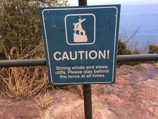 Western Cape, South Africa: Beware!