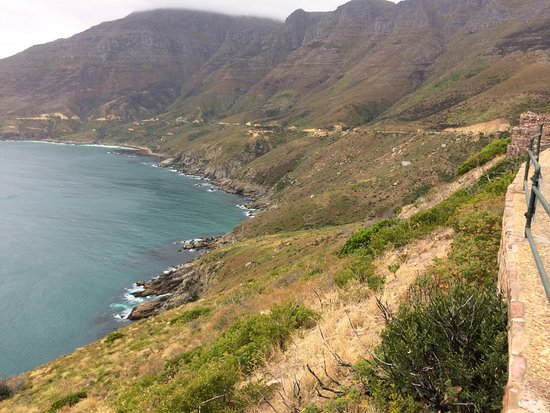 Western Cape, Güney Afrika: Beautiful views and scenery from Chapmans Drive