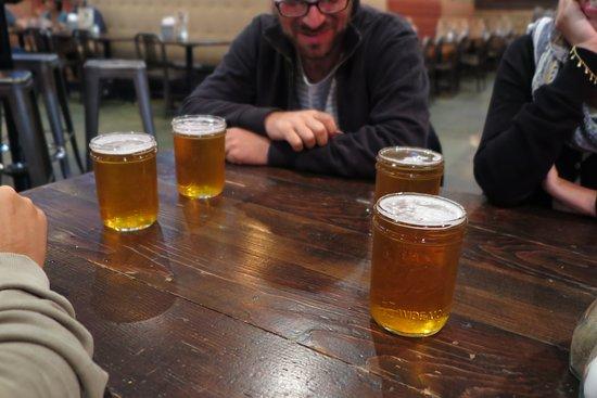 Petaluma, Califórnia: beer