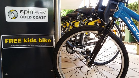 ‪SpinwayGold Coast Bike Hire‬