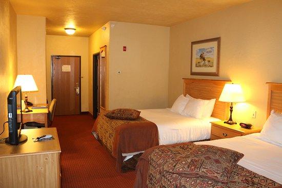 Hulett, WY: room 117