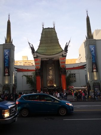 Hollywood: Chinese Theatre