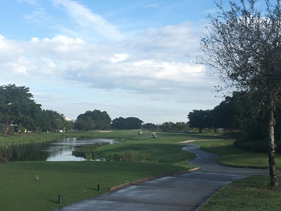 Davie Golf and Country Club: Tee1