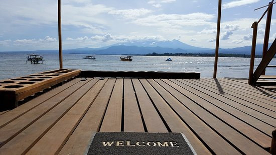 Gili Air, Indonesia: Welcome! Come join us for a dive!