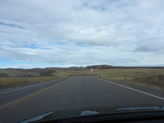 The Road to Laramie WY