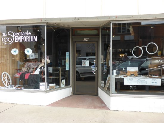 Laramie, WY: Quirky Shops & Shop Keepers !