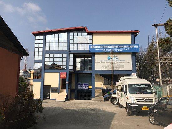 Meghalaya Housing Co-operative Guest House