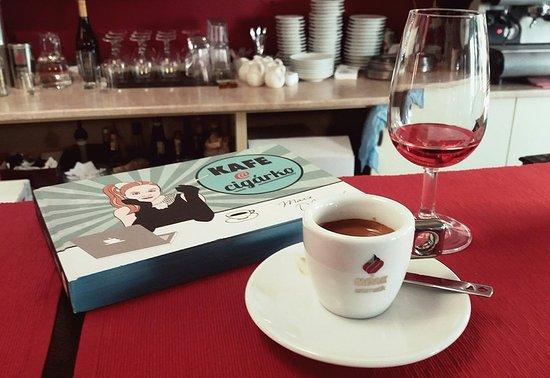 Vrchlabi, Repubblica Ceca: espresso