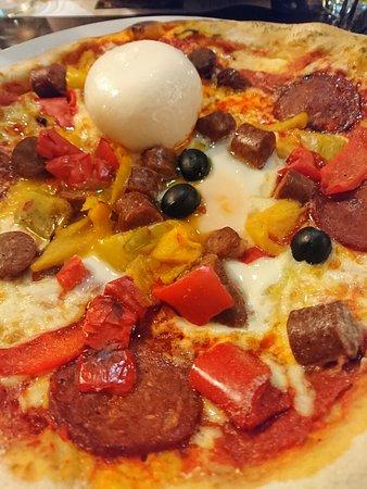 Labege, Francia: Pizza Marocco & Buffala !