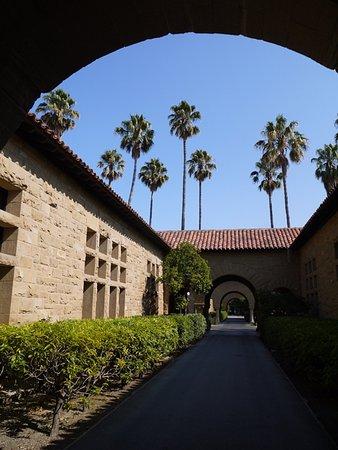 Palo Alto, CA: Spanish style architecture