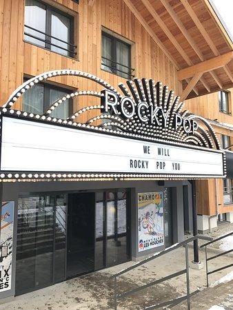 Les Houches, Francia: RockyPop Hotel