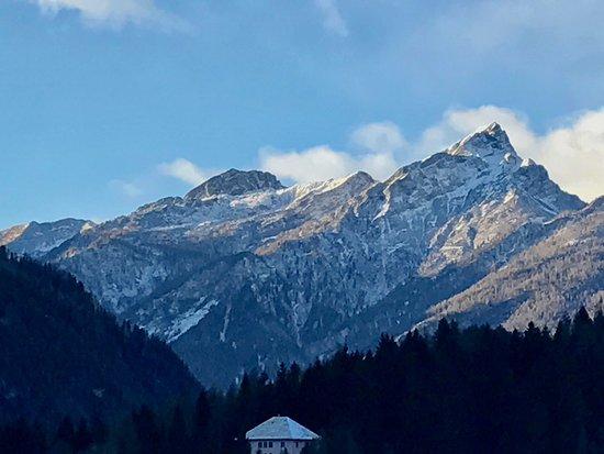 Sporthotel Europa sul Lago: Vista lago e vista camere