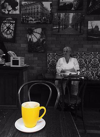 Leura, Australia: Coffee brings life!