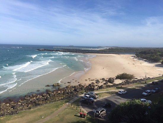 جولد كوست, أستراليا: Rainbow beach. Paradise for surfers