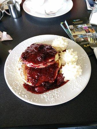 Whanganui, Selandia Baru: Pancake