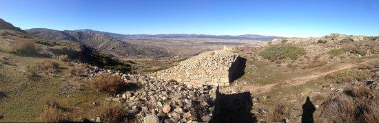Solosancho, Spain: Muralla defensiva del castro