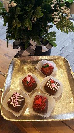 Mount Pleasant, Teksas: Amazing Valentines Sweets