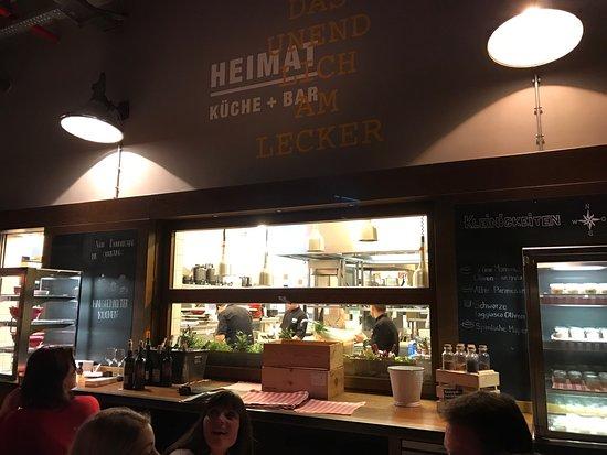 Heimat Küche + Bar - Bild von Heimat Restaurant, Hamburg - TripAdvisor