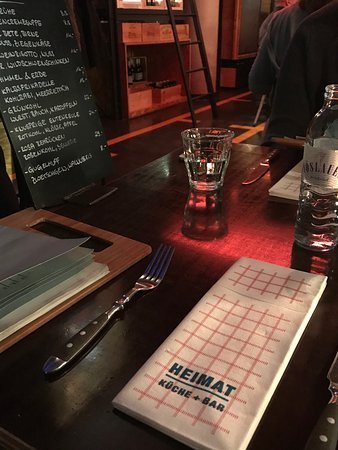 heimat kuche + bar, hamburg - restaurant reviews, phone number