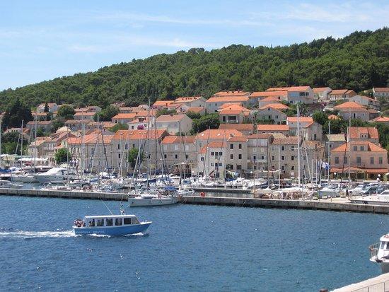Korcula Island, Kroasia: ACI-Marina in Korcula