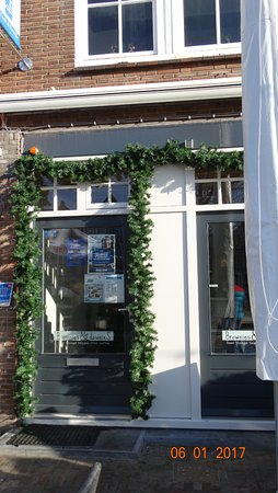 Vlissingen, The Netherlands: Voorkant
