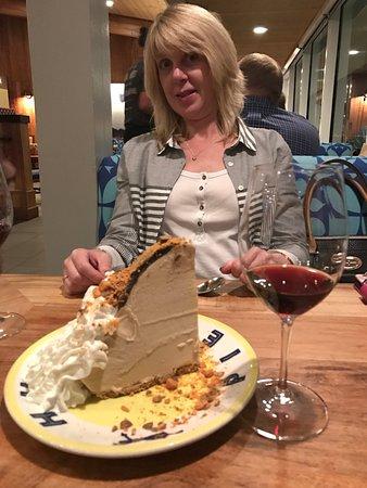 The Enormous Hula Pie Picture Of Dukes Malibu Malibu