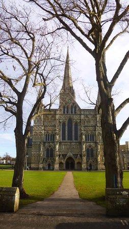 Salisbury, UK: The Cathedral
